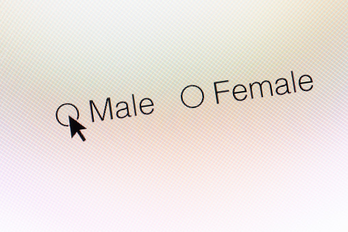 サイバー「Male gender selection web icons」:スマホ壁紙(4)
