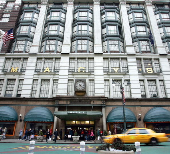 New York City「Federated Department Stores To Buy Rival May Stores」:写真・画像(17)[壁紙.com]