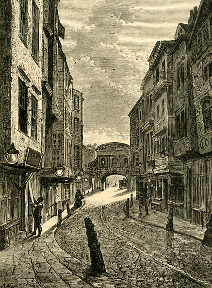Post - Structure「Butchers Row In 1800」:写真・画像(1)[壁紙.com]