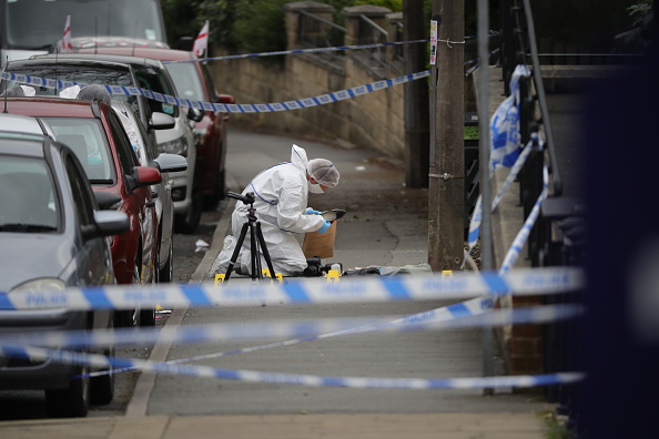 Forensic Science「Labour MP Jo Cox Killed In Shooting」:写真・画像(2)[壁紙.com]