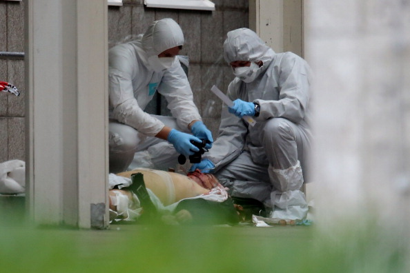 The Knife「Man Kills One, Injures Another At Frankfurt Court」:写真・画像(3)[壁紙.com]