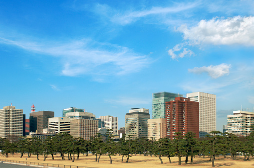 Karin「Japan, Tokyo, Marunouchi business and banking district」:スマホ壁紙(3)