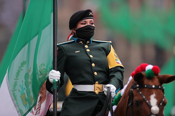 Mexico「Mexico Independence Day Celebrations Amid Coronavirus Pandemic」:写真・画像(4)[壁紙.com]