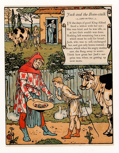 Fairy Tale「Jack Sells His Cow For Beans」:写真・画像(9)[壁紙.com]