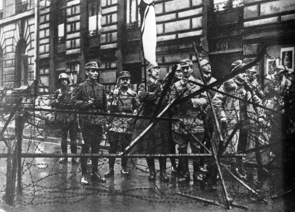 Barricade「Munich Putsch」:写真・画像(9)[壁紙.com]