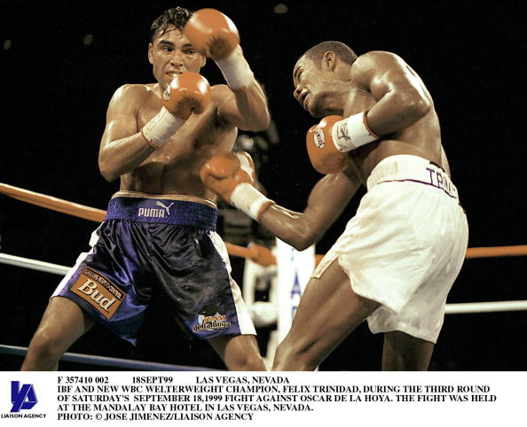 WBC「Las Vegas Nevada IBF  And New WBC Welterweight Champion Felix Trinidad Durin」:写真・画像(11)[壁紙.com]