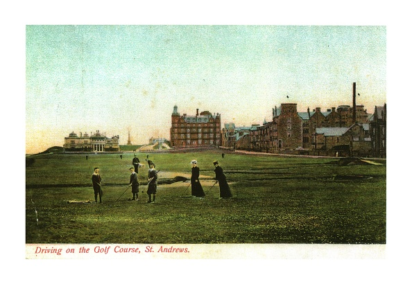 Edwardian Style「Driving On The Golf Course」:写真・画像(10)[壁紙.com]