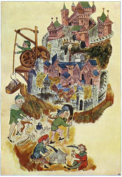 Israelite「Hebrew slaves / Israelites as slave labour working for Pitom and Ramses in Egypt」:写真・画像(5)[壁紙.com]