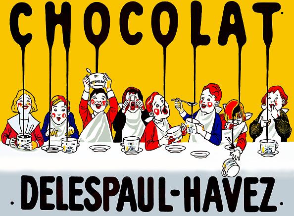 Poster「Chocolat Delespaul-Havez.」:写真・画像(17)[壁紙.com]