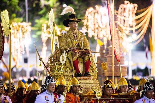 King - Royal Person「Thailand Celebrates The Coronation of King Rama X」:写真・画像(10)[壁紙.com]