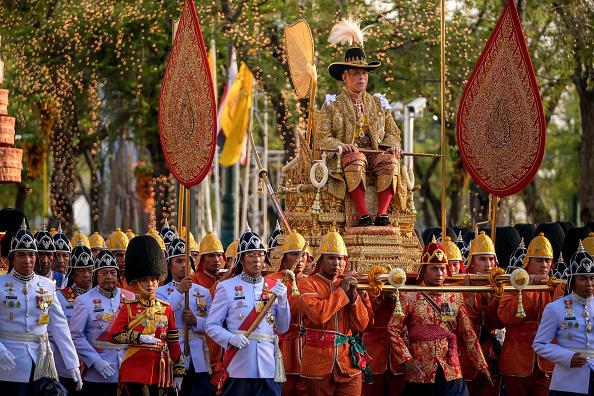 Thailand「Thailand Celebrates The Coronation of King Rama X」:写真・画像(16)[壁紙.com]