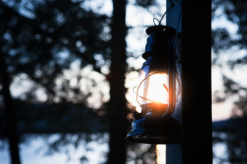 Adirondack Forest Preserve「Camp lantern」:スマホ壁紙(9)