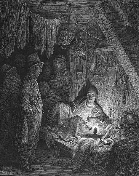 Opium「Opium Smoking - The Lascars Room In Edwin Drood 187」:写真・画像(19)[壁紙.com]