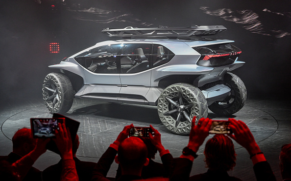 Audi「2019 IAA Frankfurt Auto Show, Press Days」:写真・画像(5)[壁紙.com]