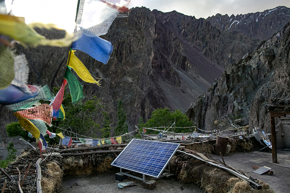 Solar Energy「Solar Power Looks To Expand At India's Remote Ladakh Region」:写真・画像(13)[壁紙.com]
