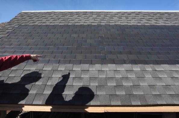 Rooftop「National Renewable Energy Lab Tests Green Energies In Colorado」:写真・画像(12)[壁紙.com]