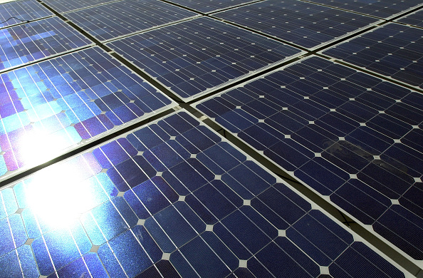 Solar Panel「California Jail Turns to Solar Panels」:写真・画像(5)[壁紙.com]