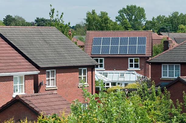 Solar Panel Roof:スマホ壁紙(壁紙.com)