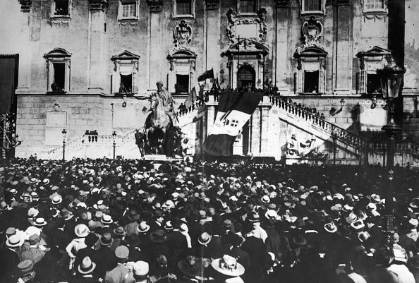 Patriotism「Gabriele d'Annunzio Speaks」:写真・画像(14)[壁紙.com]