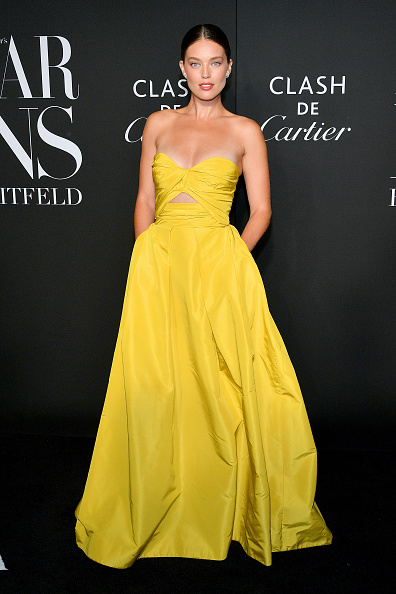 Yellow Dress「2019 Harper's Bazaar ICONS」:写真・画像(6)[壁紙.com]
