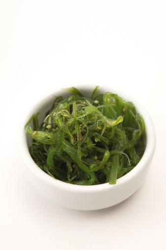 Algae「Wakame algae, side dish for sushi」:スマホ壁紙(11)