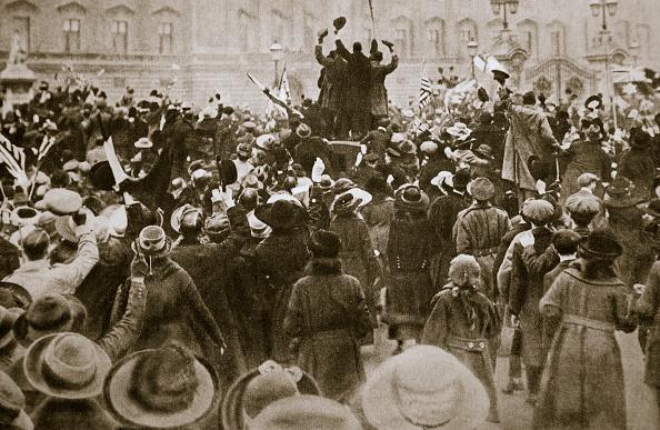Celebration「Celebrating The End Of The First World War London November 1918」:写真・画像(11)[壁紙.com]