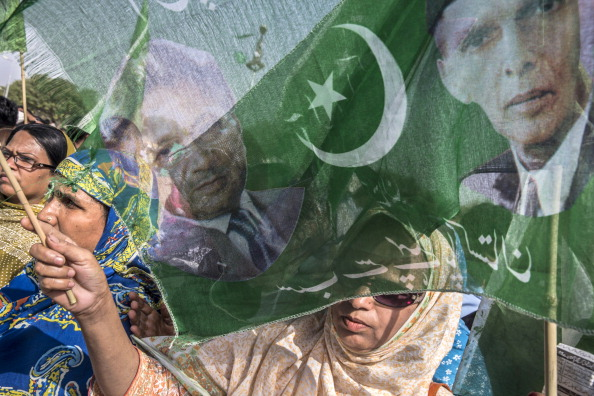 Pakistan「Former President Pervez Musharraf Returns To Pakistan After Four Year Exile」:写真・画像(10)[壁紙.com]