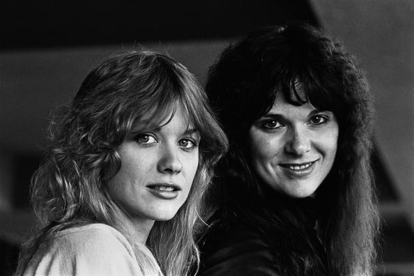 Heart「Ann And Nancy Wilson Of Heart」:写真・画像(7)[壁紙.com]