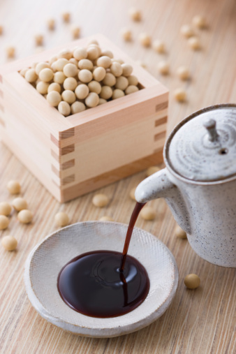 Soy Sauce「Soy Sauce and Soybean」:スマホ壁紙(19)