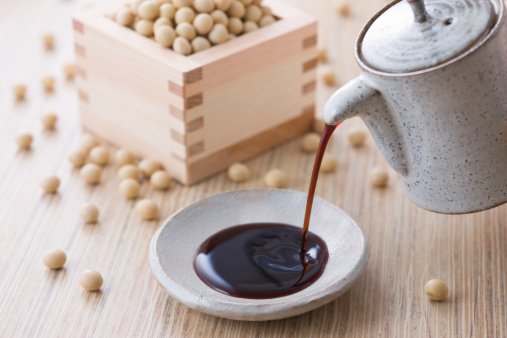 Soy Sauce「Soy Sauce and Soybean」:スマホ壁紙(18)