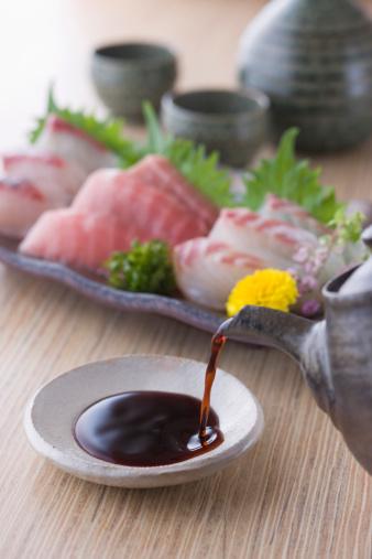 Sake「Soy Sauce and Sashimi」:スマホ壁紙(14)
