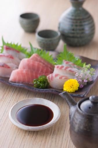 Sake「Soy Sauce and Sashimi」:スマホ壁紙(19)