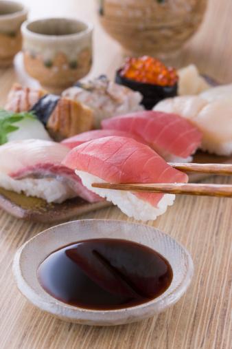 Sake「Soy Sauce and Sushi」:スマホ壁紙(17)
