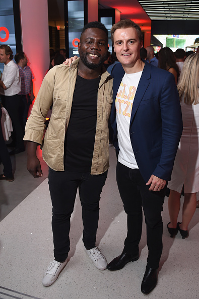 Global「2016 Global Citizen Festival Launch Celebration at Cadillac House in New York」:写真・画像(1)[壁紙.com]