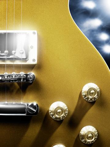 Rock Music「Les Paul guitar」:スマホ壁紙(13)