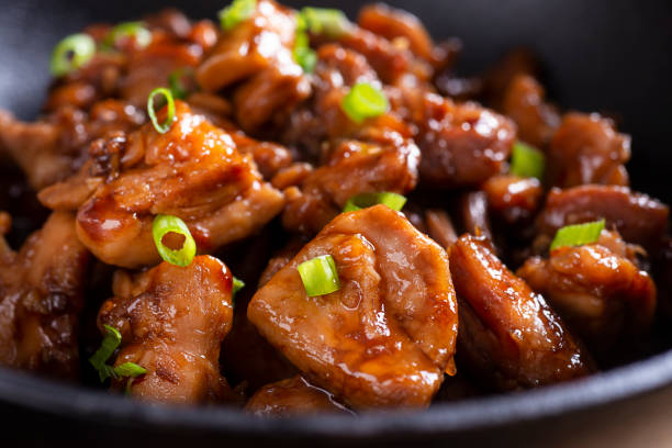 Bourbon Chicken:スマホ壁紙(壁紙.com)