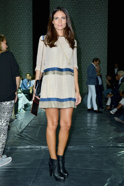 Milano Moda Donna「Iceberg - Front Row - Milan Fashion Week Womenswear S/S 2013」:写真・画像(14)[壁紙.com]