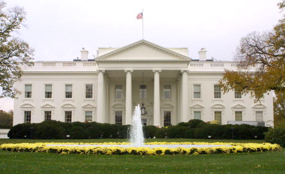 Outdoors「White House Awaits New Resident」:写真・画像(3)[壁紙.com]