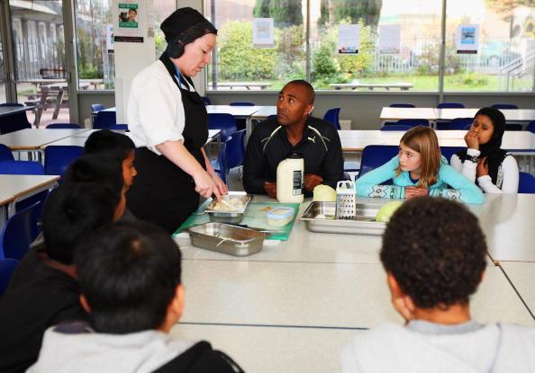 Salad「AVF Marketing/National School Meal Week」:写真・画像(18)[壁紙.com]