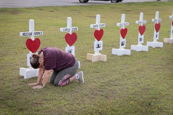 Bestpix「Deadly Shooting At Santa Fe High School In Texas Leaves 10 Dead」:写真・画像(2)[壁紙.com]