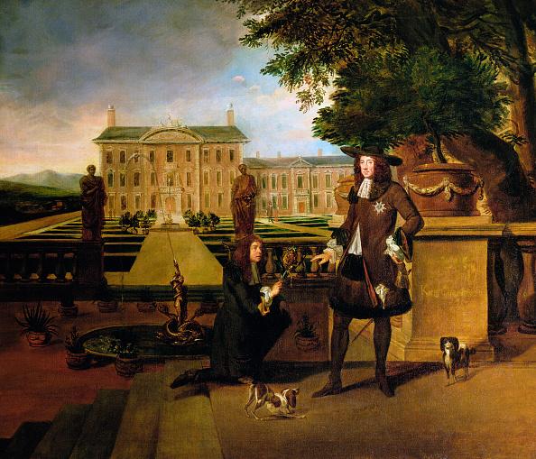 Stuart - Florida「John Rose The King's Gardener Presenting Charles II With A Pineapple 17th Century」:写真・画像(5)[壁紙.com]