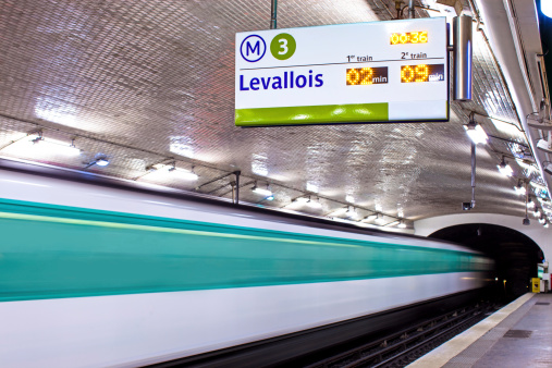 France「Paris Metro」:スマホ壁紙(17)
