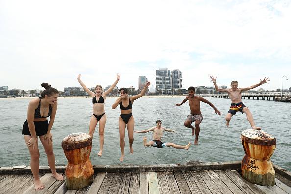 オーストラリア「Australians Experience Heatwave Conditions」:写真・画像(16)[壁紙.com]
