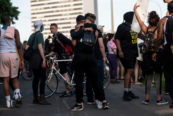 Tranquility「Protests Continue Over Death Of George Floyd, Killed In Police Custody In Minneapolis」:写真・画像(5)[壁紙.com]