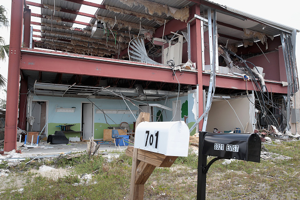 Blank「Florida Panhandle Still Recovering From Devastation Caused By Hurricane Michael」:写真・画像(6)[壁紙.com]