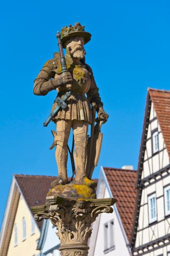 Cavalry「Market place in Reutlingen, Germany」:スマホ壁紙(10)