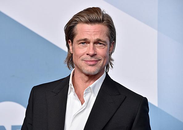 Brad Pitt - Actor「26th Annual Screen ActorsGuild Awards - Press Room」:写真・画像(0)[壁紙.com]