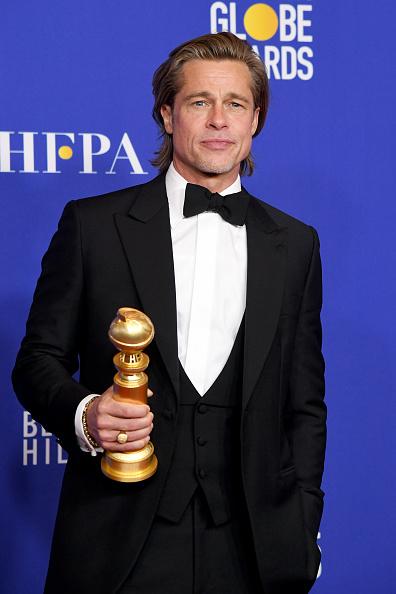 Winning「77th Annual Golden Globe Awards - Press Room」:写真・画像(2)[壁紙.com]