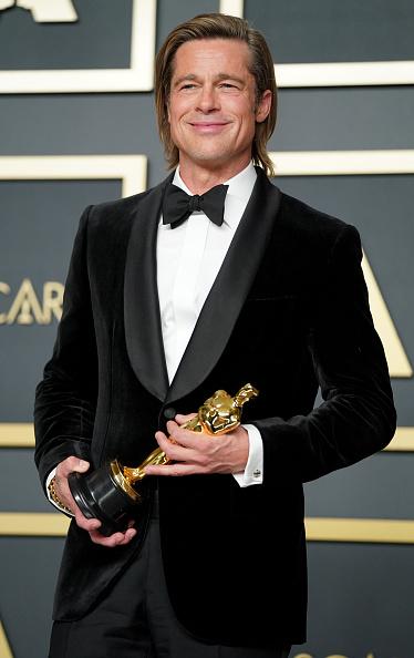 Brad Pitt - Actor「92nd Annual Academy Awards - Press Room」:写真・画像(14)[壁紙.com]
