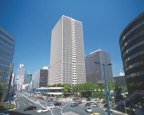 Famous Place「High-rise buildings」:スマホ壁紙(13)